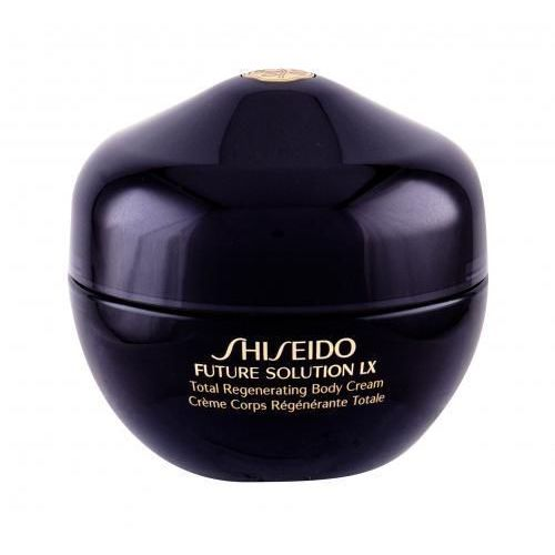 future solution lx total regenerating body cream krem do ciała 200 ml dla kobiet marki Shiseido