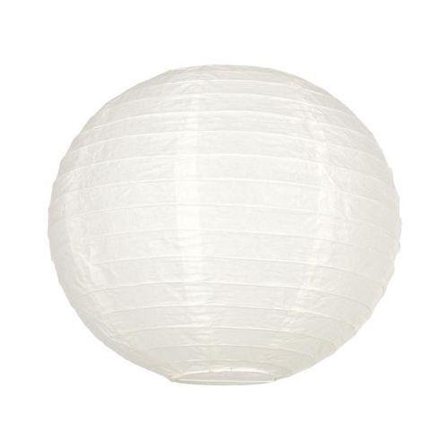 Inspire Kula papierowa goa 30 x 30 cm biała e27 (3276000395225)