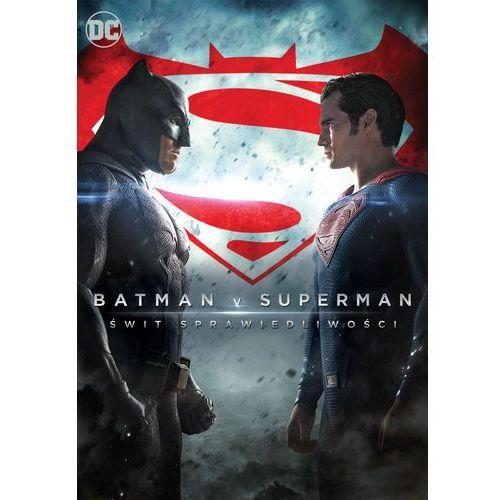 Batman v Superman: Świt sprawiedliwości (DVD) - Zack Snyder DARMOWA DOSTAWA KIOSK RUCHU