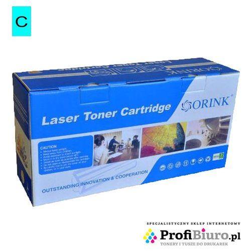 Toner LHCF401A-OR Cyan do drukarek HP (Zamiennik HP 201A / CF401A) [1.4k]