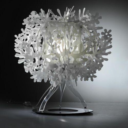Slamp Fiorella - lampa stojąca biały Ø33cm (8024727038841)