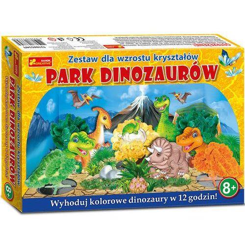 Park dinozaurów marki Ranok-creative