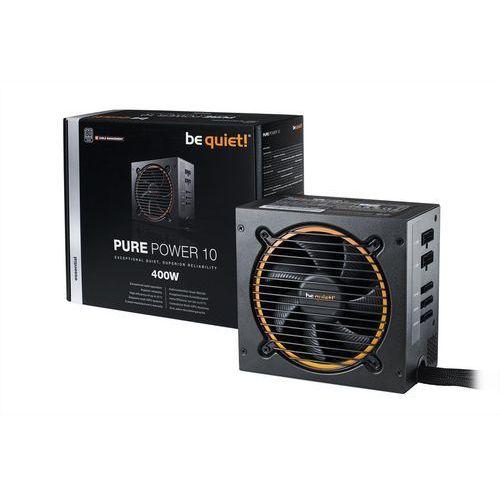 Zasilacz be quiet! Pure Power 10 400W CM (BN276) Szybka dostawa! Darmowy odbiór w 20 miastach!, BN276