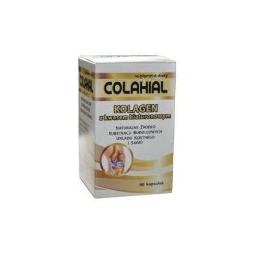 Colahial - kolagen z kwasem hialuronowym x 60 kaps (5907636994817)
