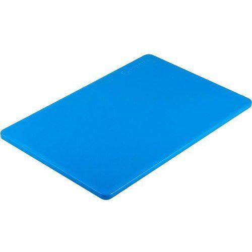 Stalgast Deska do krojenia 450x300 mm niebieska 341454