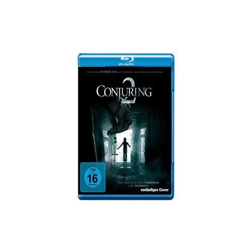 The Conjuring 2, 1 Blu-ray