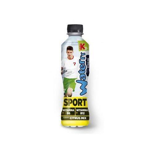 Napój Kubuś Waterrr Sport citrus mix 500 ml