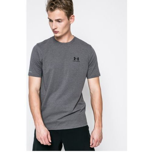 Under Armour - T-shirt UA Left Chest Lockup