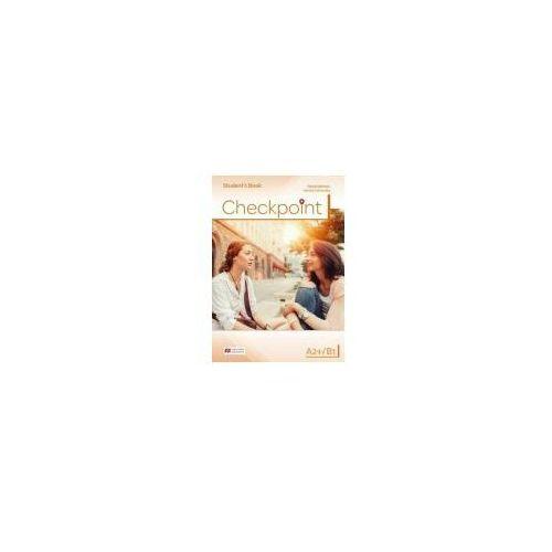 Checkpoint A2+/B1. Student's Book, oprawa miękka