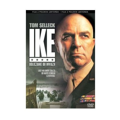 Ike: odliczanie do inwazji (DVD) - Robert Harmon z kategorii Filmy wojenne