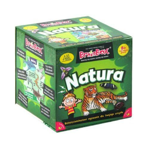 ALBI Gra Brainbox Natura - sprawdź w wybranym sklepie