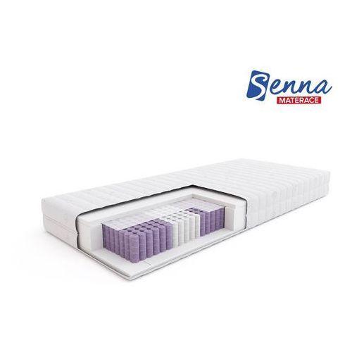 Senna multi - materac multipocket, sprężynowy, rozmiar - 90x200 wyprzedaż, wysyłka gratis, 603-671-572