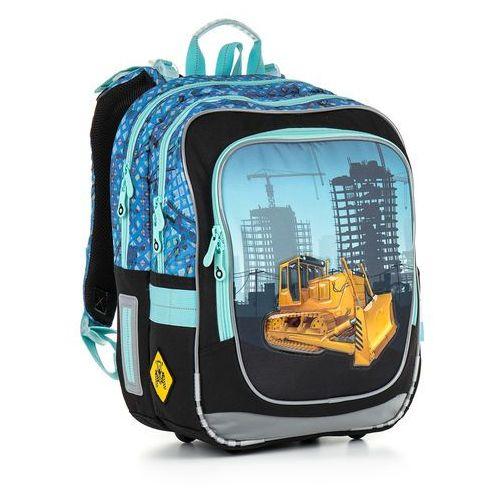 Topgal Plecak szkolny chi 877 d - blue