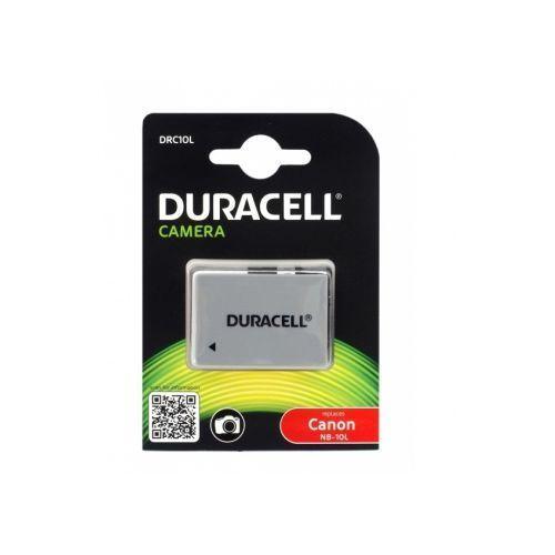 Akumulator Duracell NB-10L do Canon PowerShot G1 G15 SX40 SX50 HS - sprawdź w wybranym sklepie