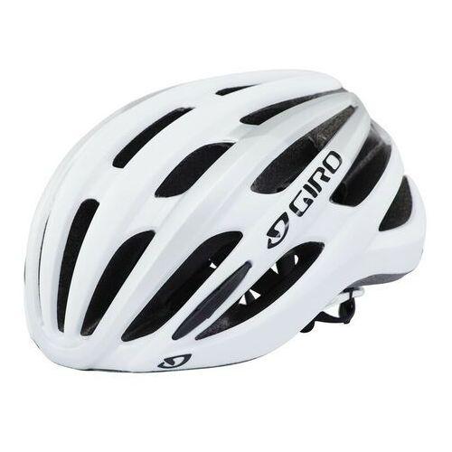 Giro foray kask rowerowy biały 51-55 cm 2018 kaski rowerowe