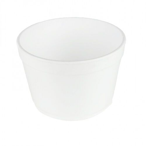Miska termiczna na zupę, styropianowa, 350 ml, opakowanie, 500 szt. marki B2b partner