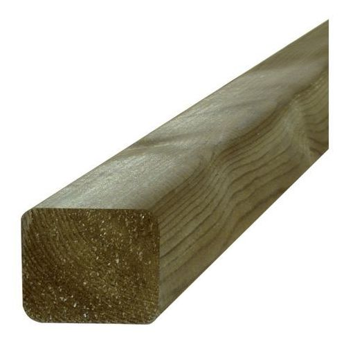 Legar tarasowy drewniany Blooma 2400 x 45 x 70 mm sosna, 1441