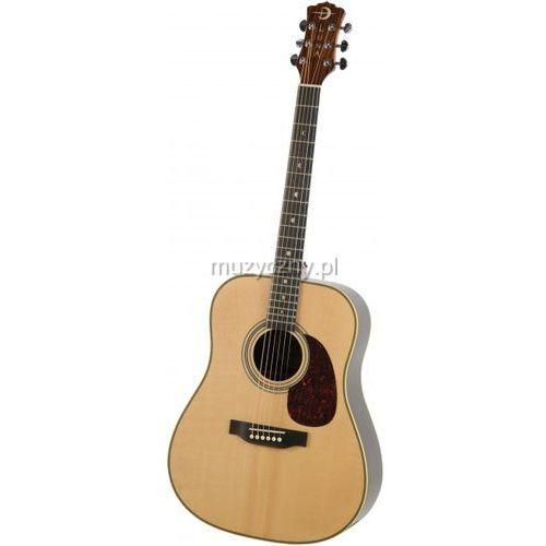 amd50 natural gitara akustyczna marki Luna