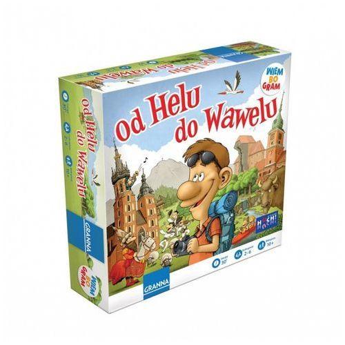 Granna Od helu do wawelu gra (5900221002676)