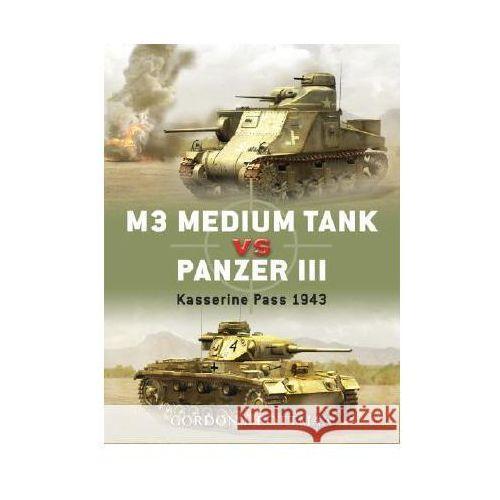M3 Medium Tank vs Panzer III Kasserine Pass 1943 (D.#10), Osprey Publishing Ltd