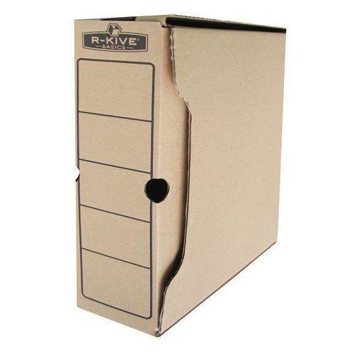 Fellowes Pudło archiwizacyjne  basic a4/100mm 0091601, kategoria: pudła i kartony archiwizacyjne