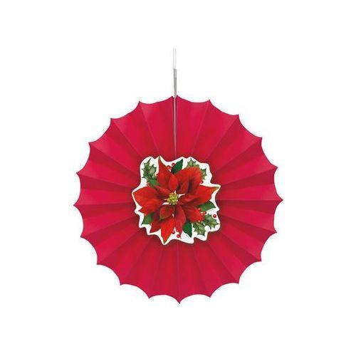 Dekoracja wisząca Gwiazda Betlejemska - 31 cm - 1 szt. (0011179467310)