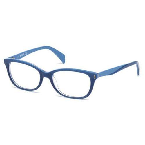 Just cavalli Okulary korekcyjne jc 0774 080