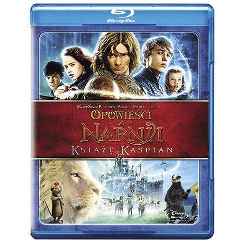Opowieści z Narnii - Książę Kaspian (Blu-Ray) - Andrew Adamson (7321917502825)