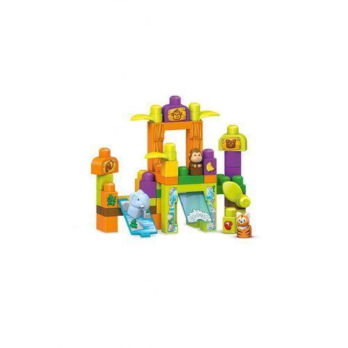 Fisher price Klocki mega bloks przygodowe zoo 1y33gl (0887961485240)