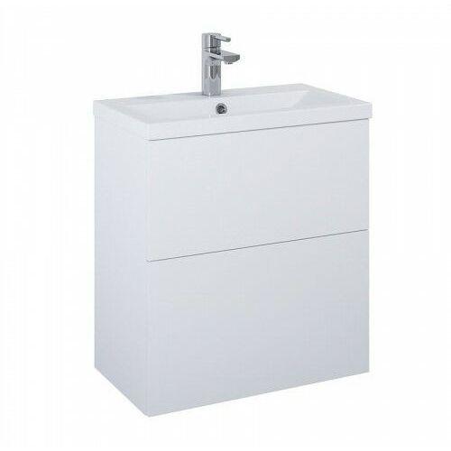ELITA SET szafka + umywalka Kido 60 2S white matt 168092, 168092