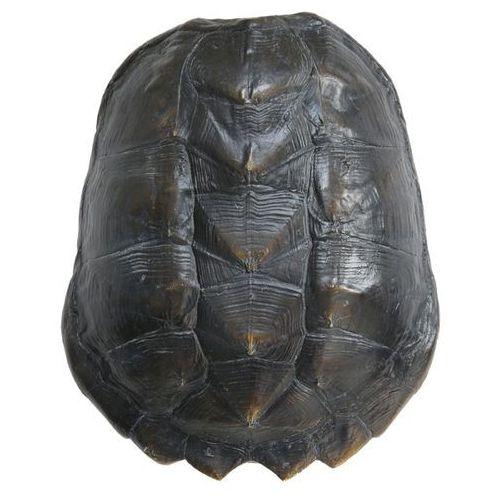 HK Living Sztuczna skorupa żółwia czarna - HK Living AWD8001