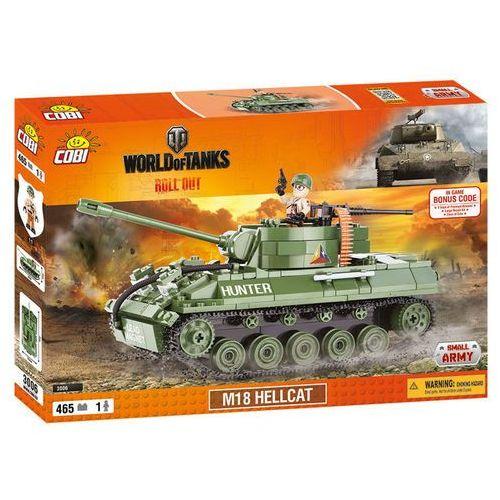 Cobi Small Army 3006 Klocki World of Tanks Czołg M18 Hellcat