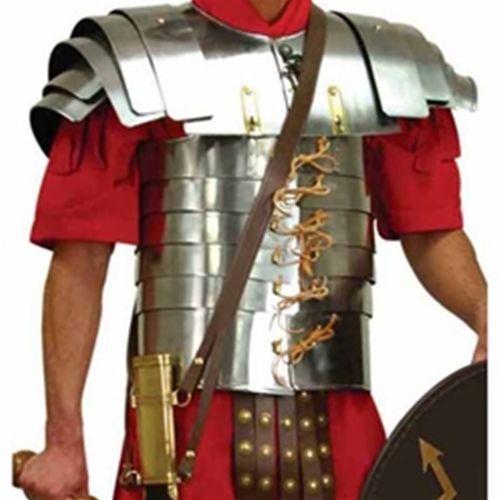 Pas przez ramię baldric do rzymskiej zbroi lorica segmentata (ws200368) marki Płatnerze