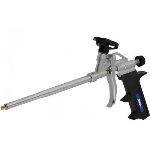 Pistolet do pianki montażowej DEDRA 1201-21 metalowy, 1201-21