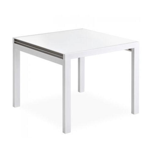 Stół Natisa Cora biały 80x80+80 cm, TL1112