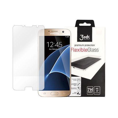 3mk Samsung galaxy a3 (2017) - szkło hartowane flexible glass