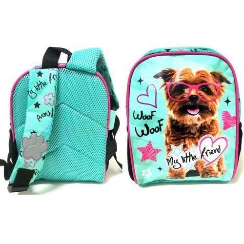 Plecak szkolno-wycieczkowy My little friend Pies