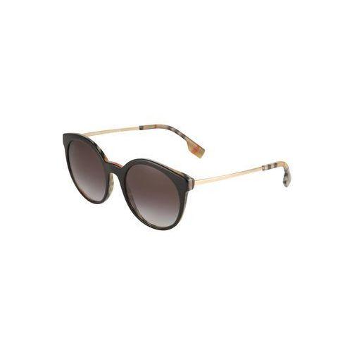 BURBERRY Okulary przeciwsłoneczne czarny