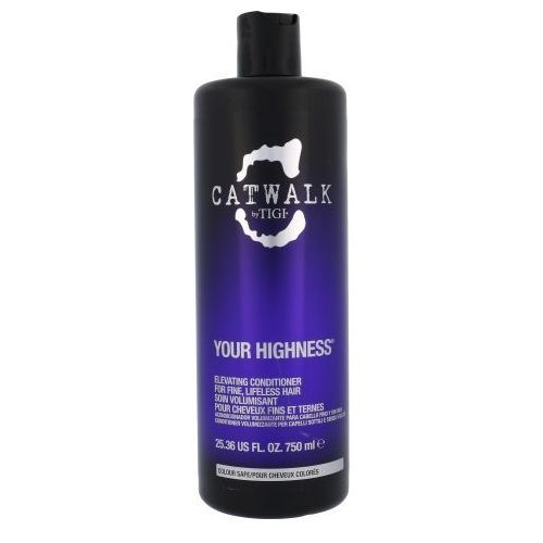 Tigi Catwalk Your Highness Elevating Conditioner 750ml W Odżywka do włosów
