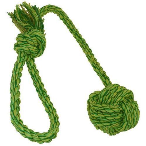 Piłka z liną do rzucania i przeciągania marki Nuts for knots
