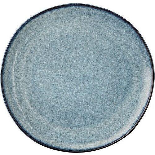Bloomingville Talerz płaski sandrine niebieski 22 cm (5711173139392)