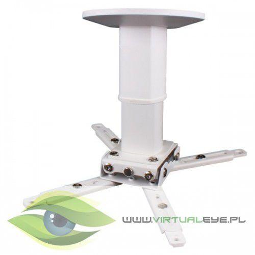 Suprema uchwyt do projektora 165-235mm, 20kg, bialy (6939982386014)