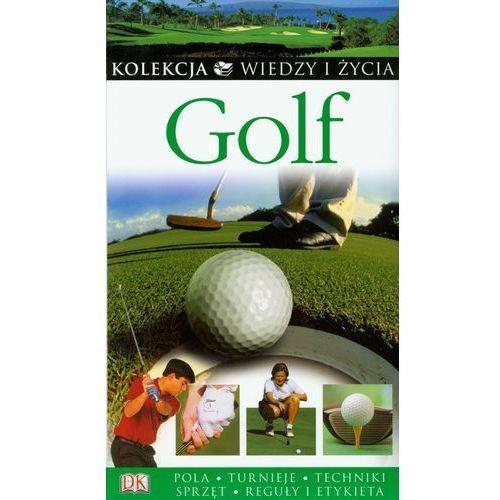 Golf z Kolekcji Wiedzy i Życia, książka w oprawie miękkej