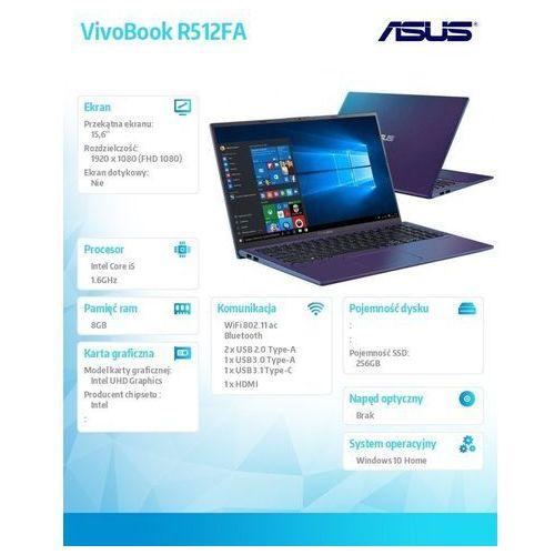 OKAZJA - Asus VivoBook R512FA-EJ095T