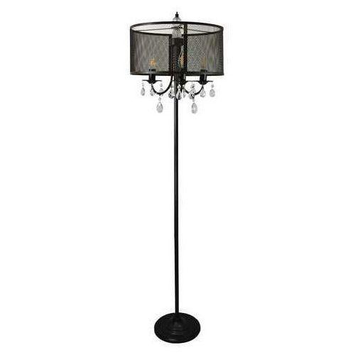 Lampa podłogowa BRESSO 3xE14/12W/230V, 310569