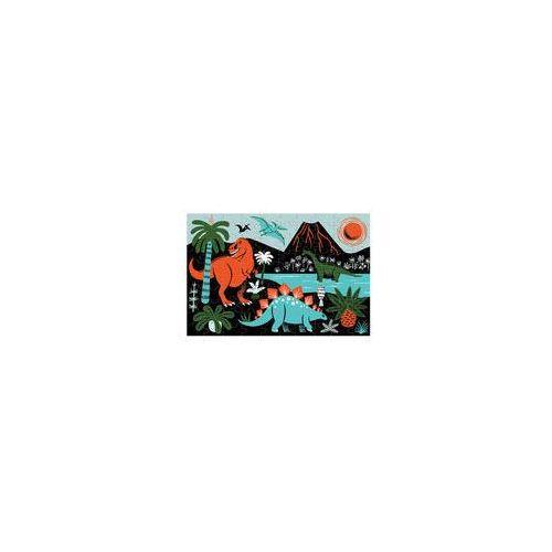 Puzzle �wiec�ce w ciemno�ci Mudpuppy (dinozaury), MP45720