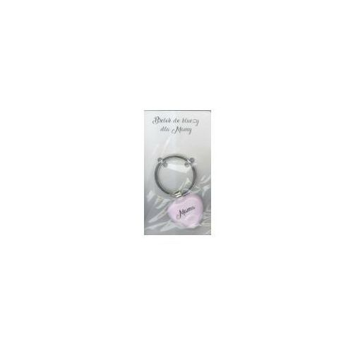 Mcd Brelok do kluczy - mama (różowe serce) (5903420761283)
