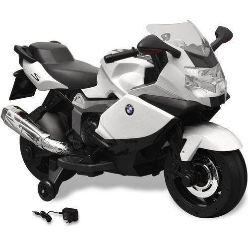 vidaXL BMW 283 Elektryczny motor dla dzieci Biały 6 V - produkt z kategorii- Motory