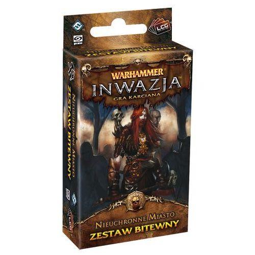 Warhammer inwazja: nieuchronne miasto wyprodukowany przez Fantasy flight games