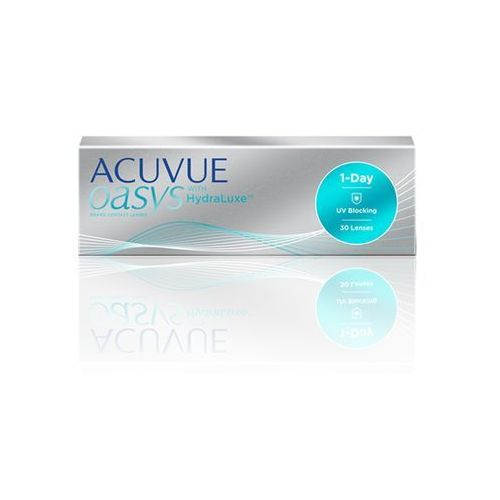 Johnson&jochnson Acuvue oasys 1-day with hydraluxe 30 szt.
